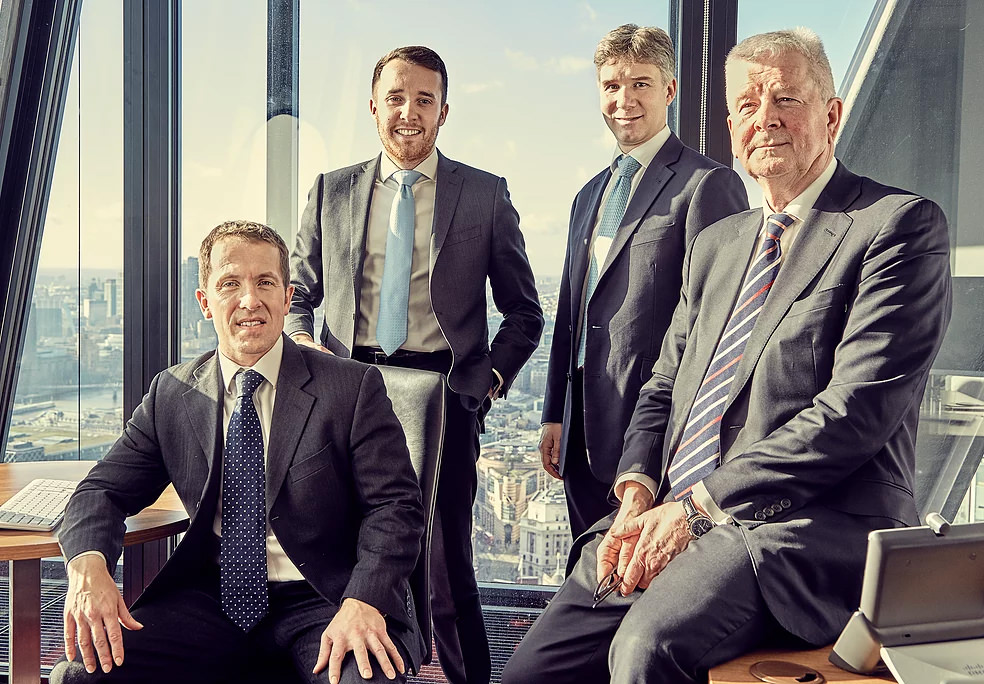 The team at Leadenhall Wealth Management